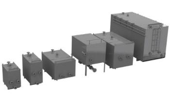Гравидинамические сепараторы ГДС
