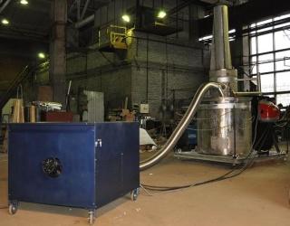 Малые установки сжигания нефтеотходов<br/>Фактор-2М