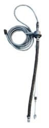 Насадка на бочки с датчиком уровня, заборным устройством и кабелем к системе управления