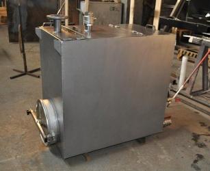 Модернизированная ГДС-1 (модель 11.09) с люком для чистки и пробоотборниками