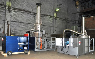 Установки Фактор-2М и Фактор-1М