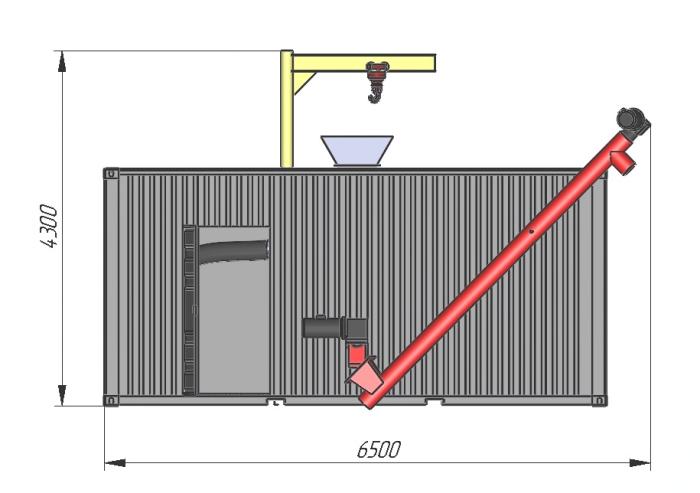 Модуль центрифугирования бурового шлама (МЦБШ)